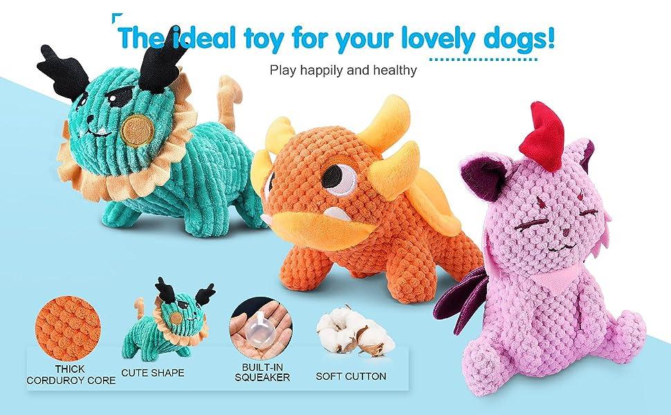 Multi-advantage dogs toys