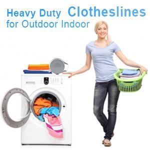 Ne vous inquiétez pas de la pluie lorsque vous séchez vos vêtements