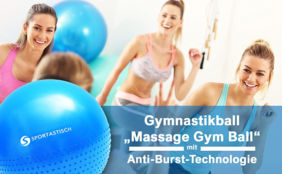 massage gym ball