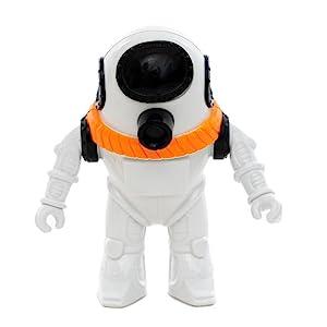 Deep Sea Diver, Action figurines, Shark Toys