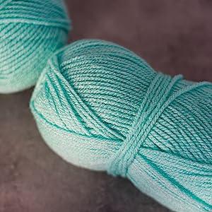 quality blue yarn clearance