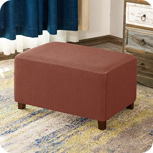 ottoman sofa cover