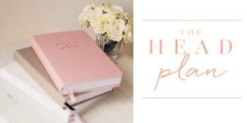 The Head Plan Productivity Planner Journal for Women and Men: Logo