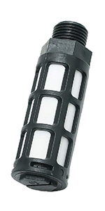compressed air pneumatic muffler