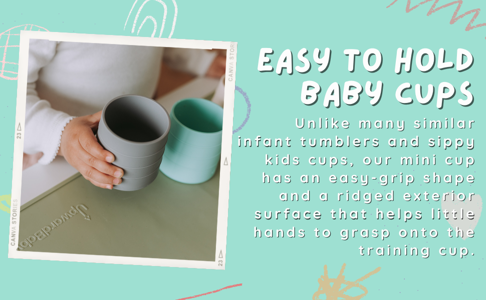 upwardbaby toddler cups