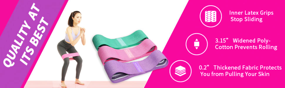exercise bands for working out leg bands for working out butt workout equipment for women