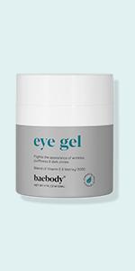 eye gel, eye cream, eye wrinkle