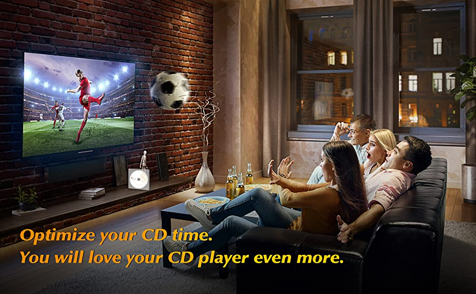 optimize your cd time
