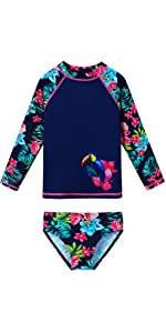 girls swimsuit two piece 10-12