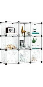 Greenstell 9-Cube Storage Organizer