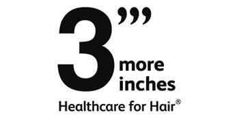 3'''More Inches Healthcare for hair