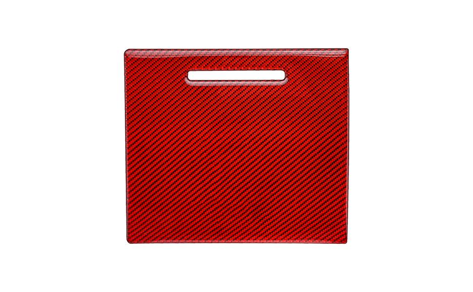 Storage Box sticker red