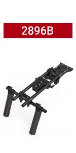 SMALLRIG Basic Shoulder Kit Support - 2896B