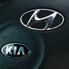 Hyundai and Kia Touch Up Paint