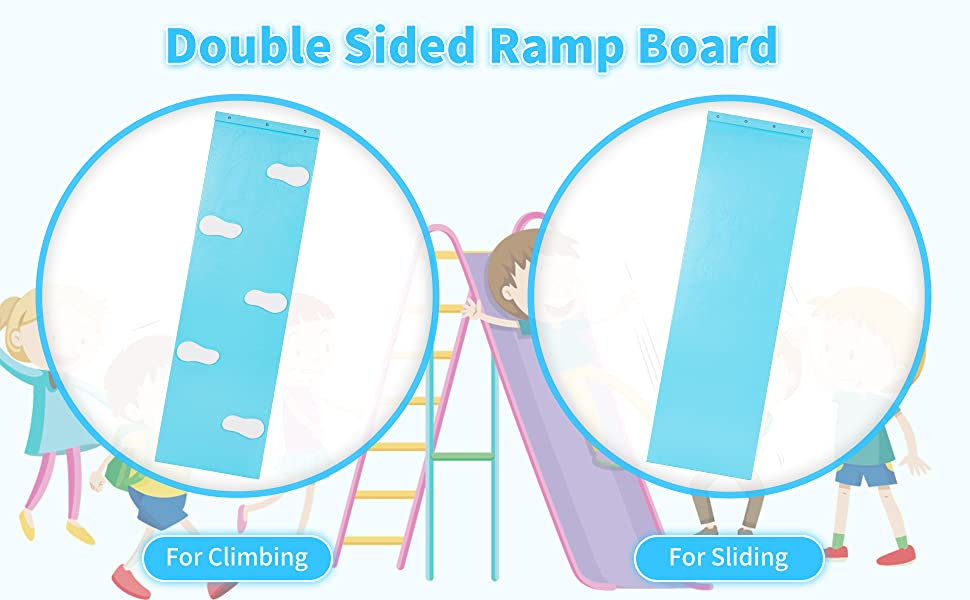 ramp climber