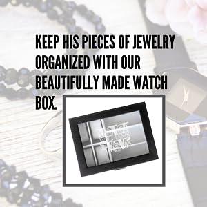 personalized watchbox