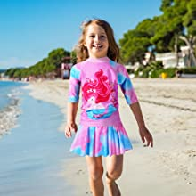 Girl's Two-Piece Long Sleeve