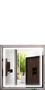 36 x 36 Inch LED Bathroom Mirror