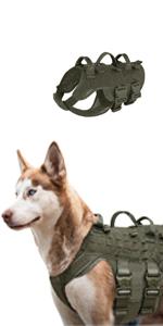 k9 tactical harness