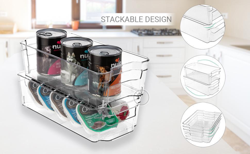 Stackable design