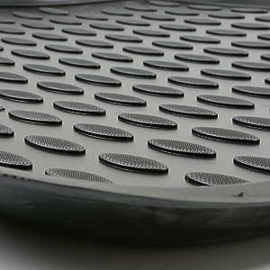 Car Accessories Cargo Liner Weather Waterproof Black TAN Rubber Floor Mat Trunk Protector weather