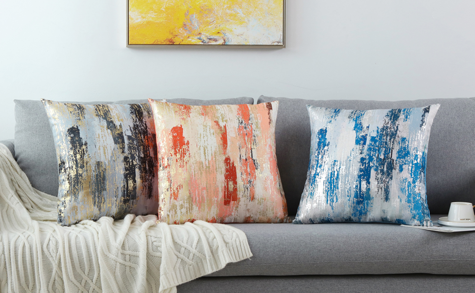 GREAGLE PILLOW COVERS