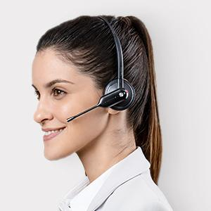 Wireless Headset Office Phone