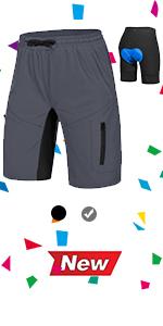 mtb shorts for men