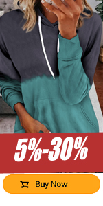 Hooded Sweatshirt Winter Warm Fuzzy Pullover Tops with Pocket