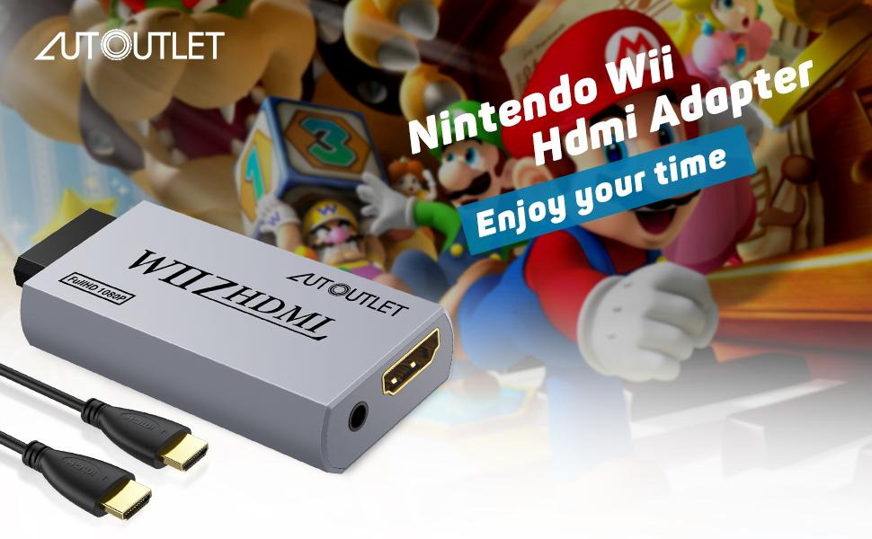 wii to hdmi