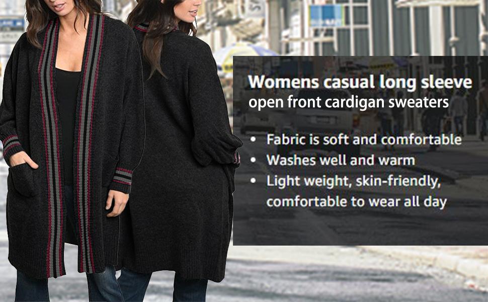 long cardigans for women