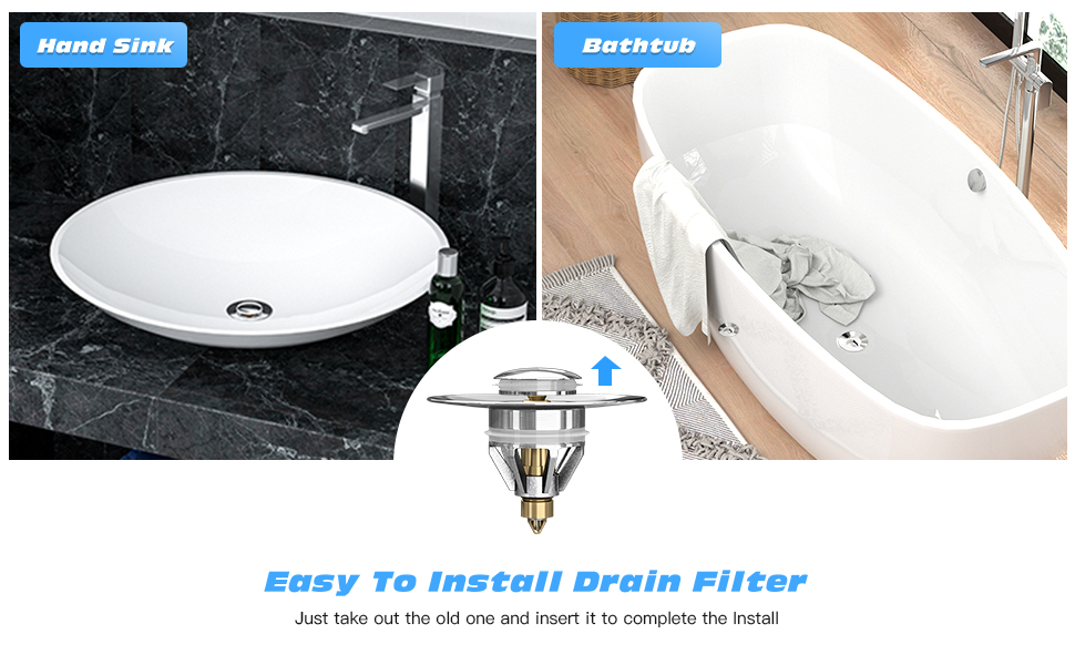 Bathroom Sink Stopper Replacement