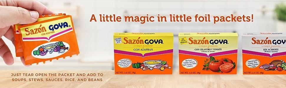Sazon Goya