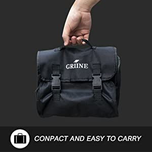 CONPACT AND EASY TO CARRY