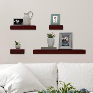 Melannco chunky shelves