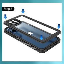 iphone 12 pro max waterproof case
