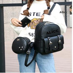 bag packed for girls