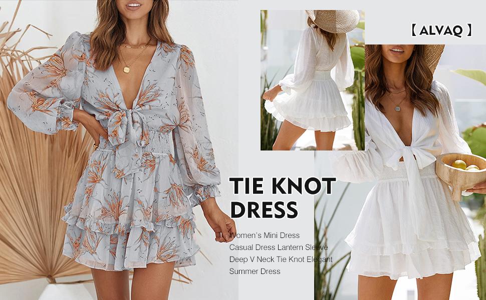 Tie Knot Dress