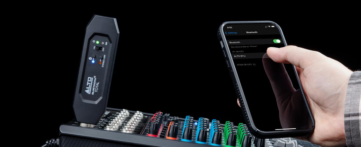 Bluetooth Total MK2