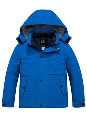 ski jacket boys