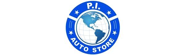 P.I. Stores Logo