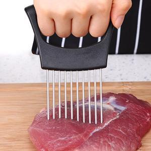 onion holder slicer