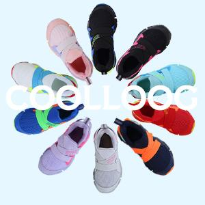 Kids Sneakers Running Shoes Boys Girls Athletic Tennis Walking Shoes Breathable Sport Fashion