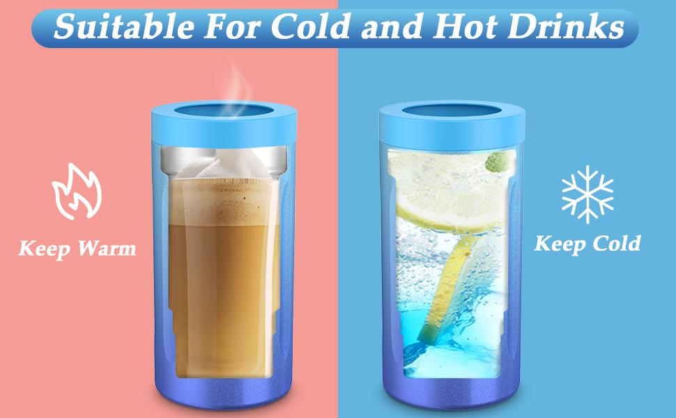 Multifunction can cooler