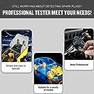 Spark Plug Diagnostic Tool Dual Hole Car Spark Plug Tester Ignition Plug Analyzer Diagnostic Tool