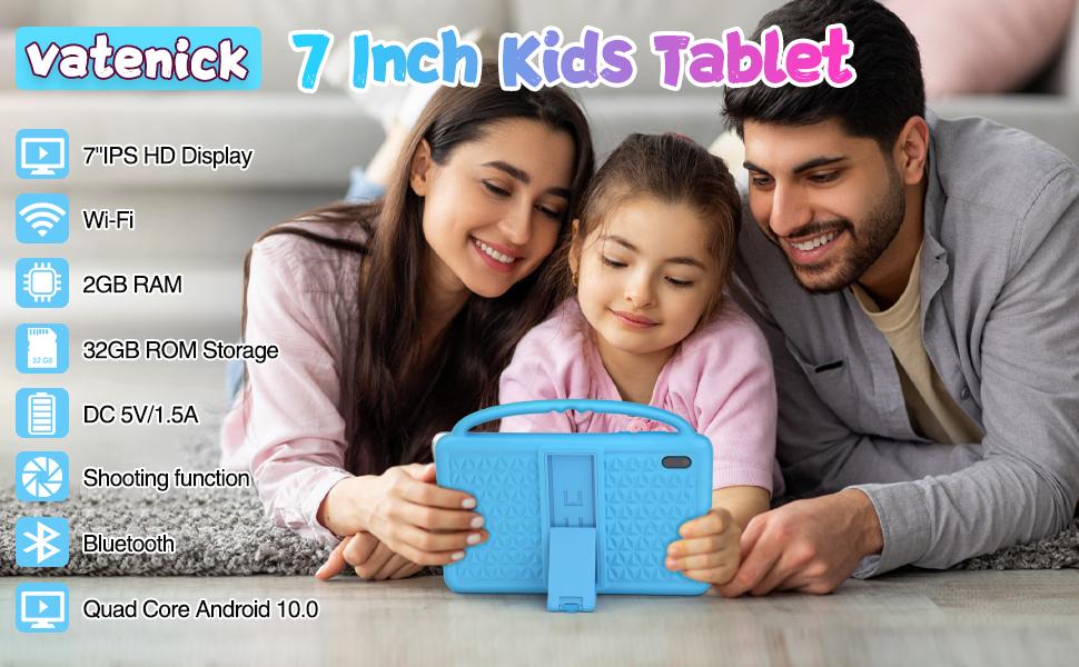 children tablet 7 inch kids tablet