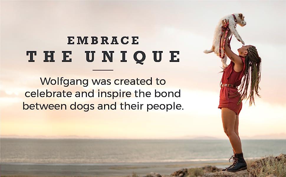 embrace the unique