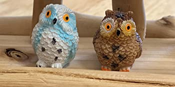 little beautiful resin birds decor