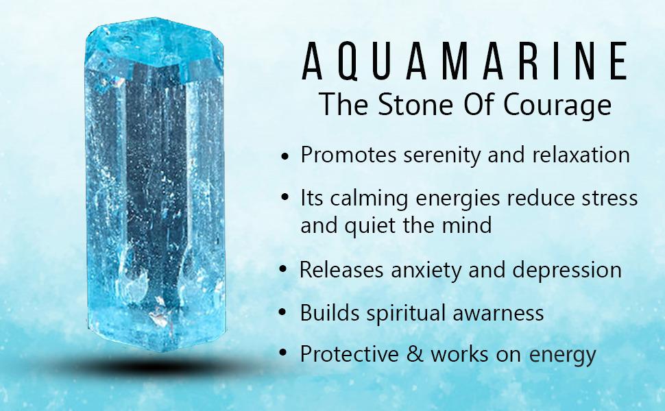 Benefits of Aquamarine Crystal