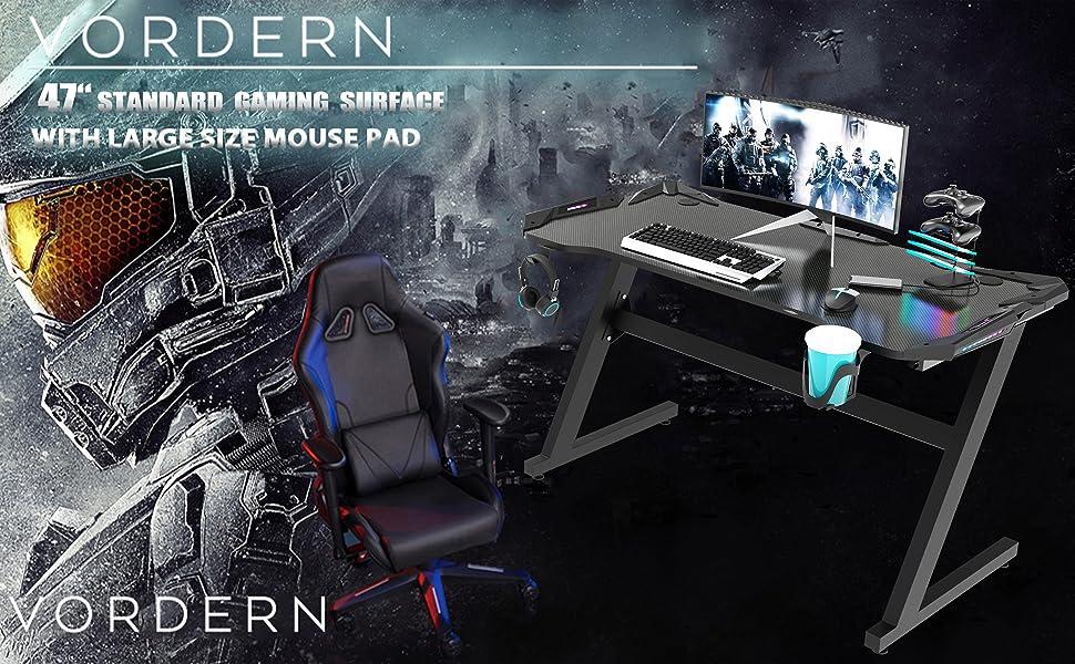 47inch Gaming Desk